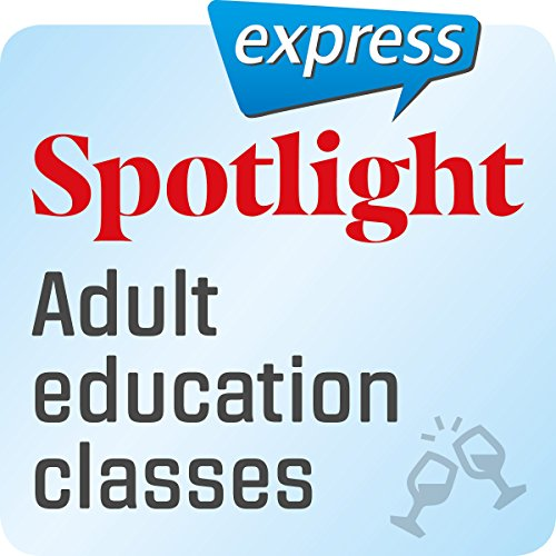 Spotlight express - Ausgehen: Wortschatz-Training Englisch - Kurse für Erwachsene Titelbild