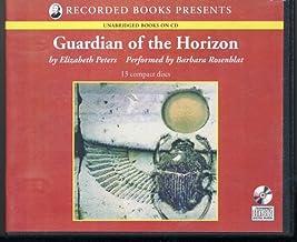 Guardian of the Horizon by Elizabeth Peters Unabridged CD Audiobook