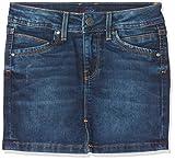 Pepe Jeans MONIA PG900284 Falda, Azul (10Oz Med Used Comf Str Gym Ck0), 14 años para Niñas