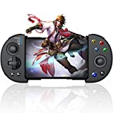 BEBONCOOL Mobile Controller for iPhone Android, PUBG Mobile Game Controller with Triggers for 3.5 to 6.5 Inch Android iOS iPhone, Wireless Mobile Remote Controller Gamepad for FPS Games