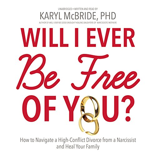 Will I Ever Be Free of You? audiobook cover art