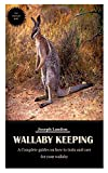 WALLABY KEEPING: A Complete guides on how to train and care