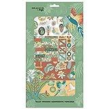 Toga Kit Bullet journal Scrapbooking, Multicolore, OneSize, Set de 3 Pièces