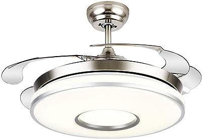 Lightoray LED de ventilador Invisible luz minimalista moderno ...