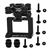 Action Camera Frame Anti-Shock Gimbal Mount Holder Bracket for Syma X8 X8G X8HG X8C X8HC X8W X8HW X8 Pro RC Quadcopter Compatible with Gopro Hero Xiaoyi (Xiaomi Yi) SJcam Camera