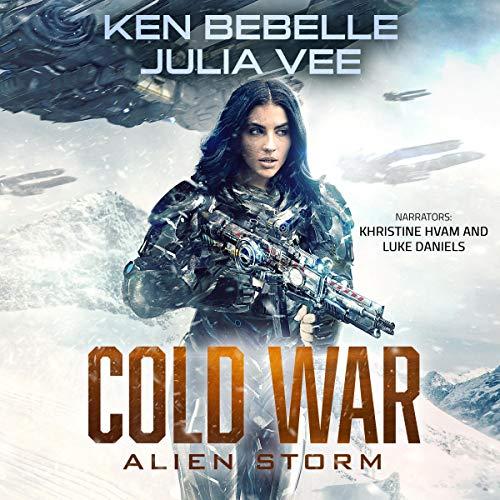 『Cold War: Alien Storm』のカバーアート