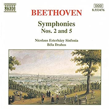 Beethoven: Symphonies Nos. 2 and 5
