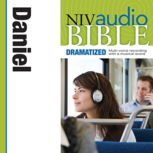 Dramatized Audio Bible - New International Version, NIV: (24) Daniel audiobook cover art