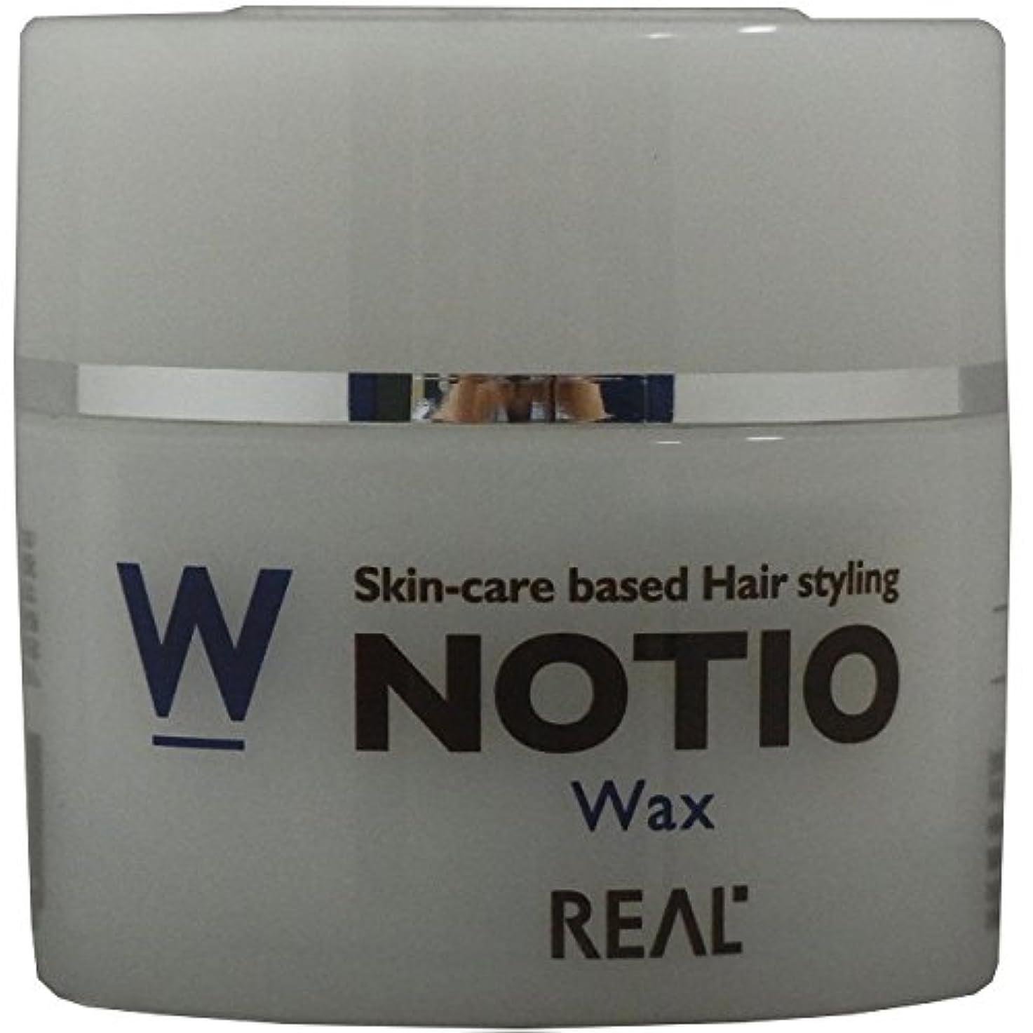 監査完璧なアラスカリアル化学 ノティオ(NOTIO) ワックス 45g