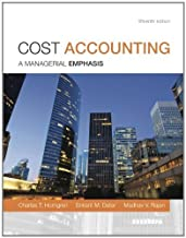 Cost Accounting Plus NEW MyAccountingLab with Pearson eText -- Access Card Package (15th Edition) by Horngren, Charles T., Datar, Srikant M., Rajan, Madhav V. (2014) Hardcover