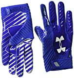 Under Armour Spotlight American Football Handschuhe - White (100) - Small