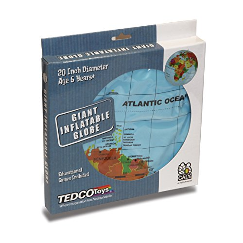 Inflatable World Globe 20'