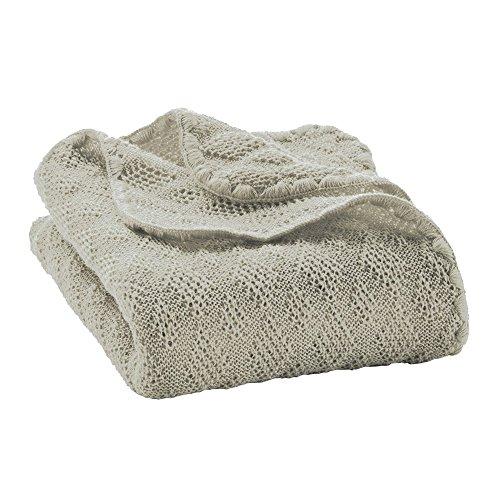 Disana Baby Wolldecke - Farbe Grau 100x80cm