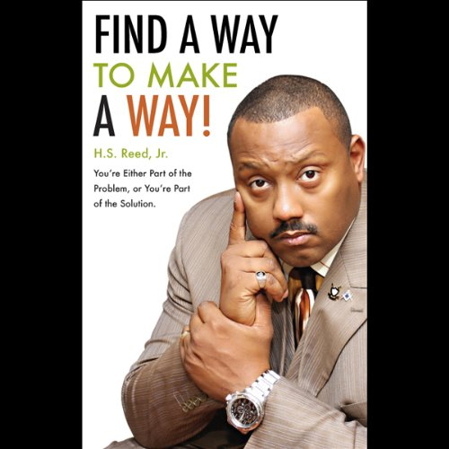 Find a Way to Make a Way! cover art