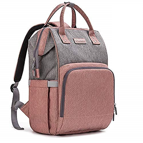 Diaper Bag Backpack Nappy Bag Upsim…