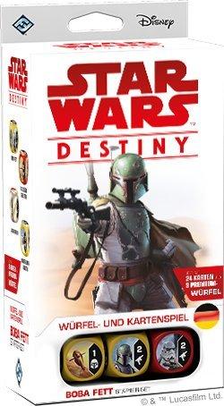 Fantasy Flight Games FFGD3207 Star Wars: Destiny-Boba Fett