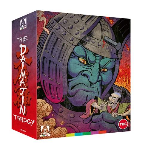 Daimajin Collection Limited Edition [Blu-ray]