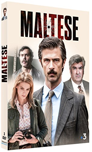 Maltese Saison 1 (3 Dvd) [Lingua: Francese, Edizione: Francia]