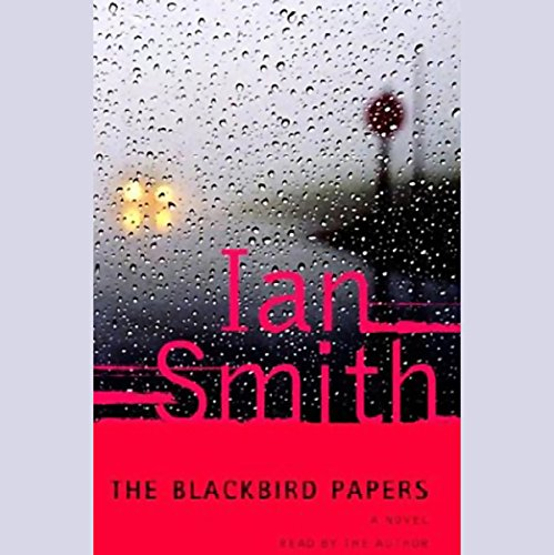 The Blackbird Papers audiobook cover art