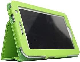360 ° Marrone 7 7 Pollici Tablet Borsa-Samsung Galaxy a6 t280 Guscio Astuccio