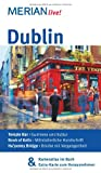 Dublin: Mit Kartenatlas im Buch und Extra-Karte zum Herausnehmen (MERIAN live) - Werner Skrentny