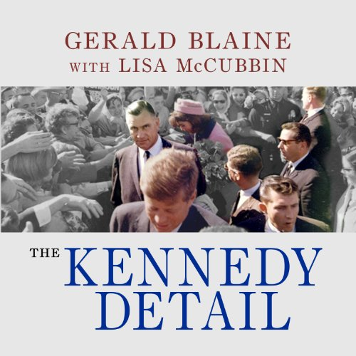 The Kennedy Detail cover art