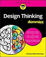 Design Thinking For Dummies Front Cover