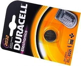 Pila de botón Duracell CR-2032 blíster de 1, 3,0 V, de