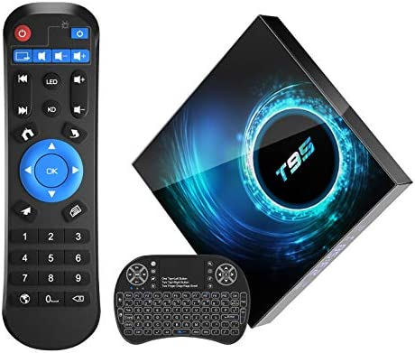 2020 Newest Android 10 0 TV Box T95 2GB RAM 16 ROM Allwinner H616 Quad core Smart Android Box product image