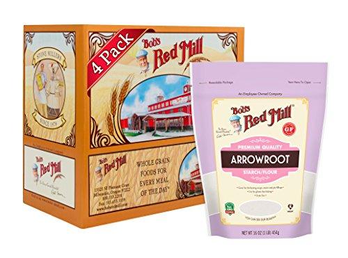 Bob's Red Mill Arrowroot Powder/Starch/Flour
