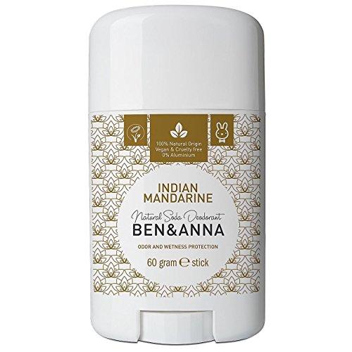Ben & Anna Natural Soda Deo, Indian Mandarine