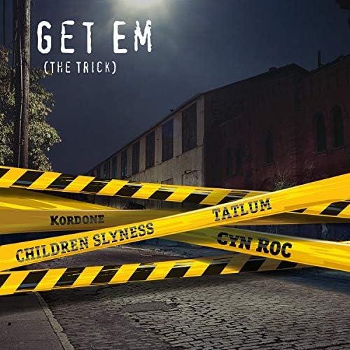 Children Slyness & Tatlum feat. Kordone & cyn roc