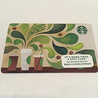 STARBUCKS card スターバックス カード 並行輸入品 ハワイ 北米 green