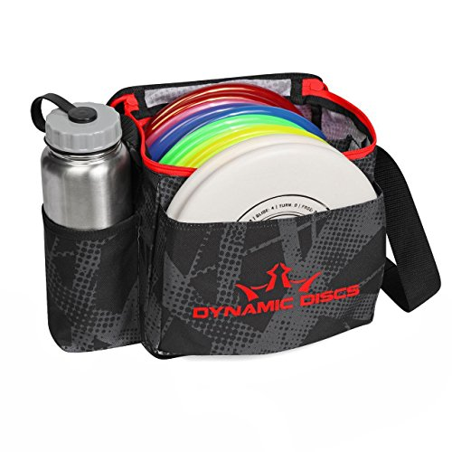 OGIO Inc. Dynamic Discs Fracture Red Cadet Disc Golf Bag