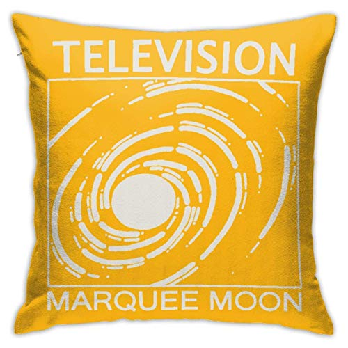 N \ A Funda de almohada de 45,7 x 45,7 cm en carpa de luna, suave decoración de cojín