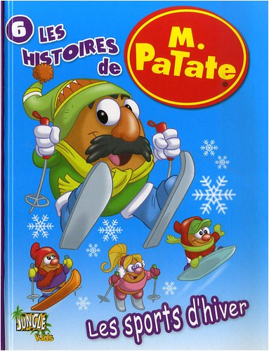 Les histoires de M. Patate, Tome 6 : Les sports d'hiver