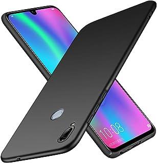 nova lite 3 ケース SHINEZONE P Smart 2019/nova lite3 レンズ保護 耐衝撃 指紋防止 超薄型 超耐磨 軽量 nova lite 3 スマートフォンケース (nova lite 3ケース ブラック)