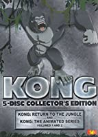 Kong 5-disc Collector's Edition