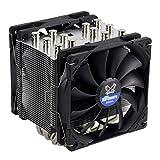 SCYTHE Ventilador Universal Mugen 5 PCGH Intel 775/1150/1151/1155/ 1156/1366/2011V3/2066 - AMD...