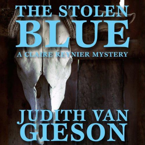 The Stolen Blue copertina