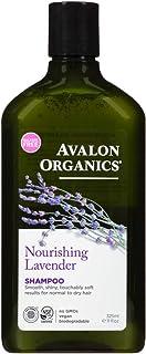 Avalon Organics Shampoo, Nourishing Lavender, 11 Oz