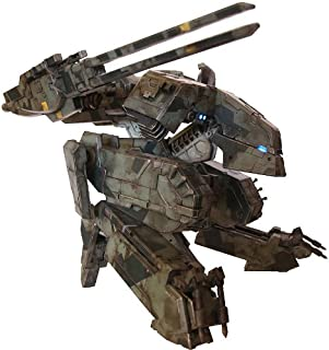 Metal Gear Solid Mg Rex Action Figure Abs&pvc&pom by threeA