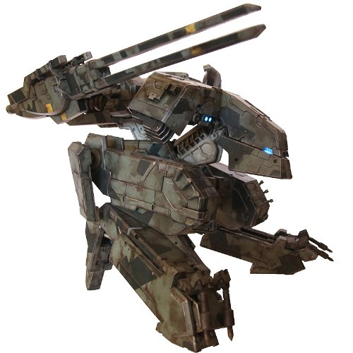 Metal Gear Solid - Metal Gear REX (ABS&PVC&POM Figure)