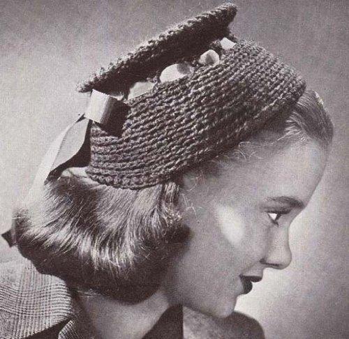 Crocheted Beanie Skull Cap Hat Crochet Pattern (English Edition)