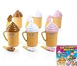 Ice Cream Magic - Ice Cream Maker - Set of 6