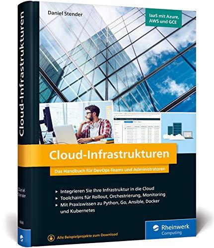 Cloud-Infrastrukturen: Infrastructure as a Service – So geht moderne IT-Infrastruktur. Das Handbuch für DevOps-Teams und Administratoren