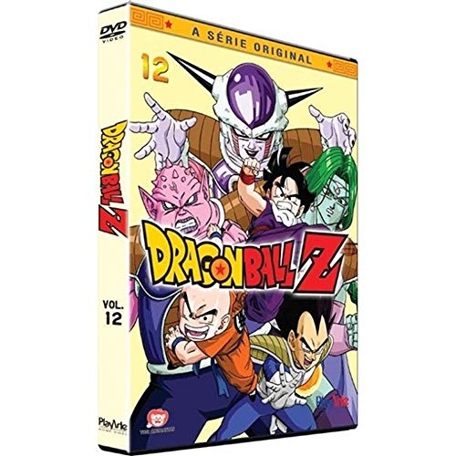 Dragon Ball Z Volume 12