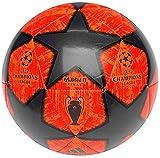 adidas 2019 champions league madrid calcio finale professional europa tournament ball adulti arancio/nero taglia 5