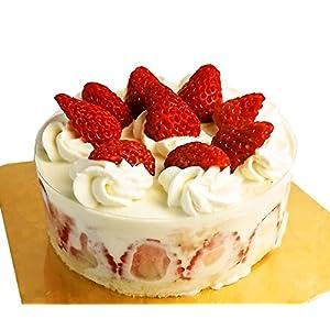 魔女のアイスケーキ(フレッシュ苺ミルク)【送料込】 青森