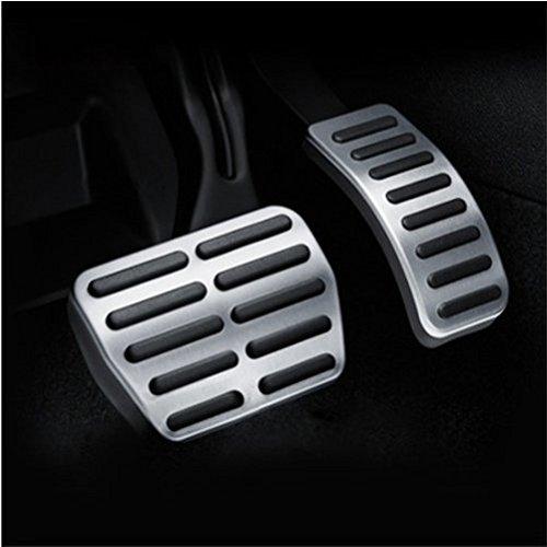 ICTRONIX Auto Fuel Bremse Fußbett Fußstütze Pedale Abdeckplatte